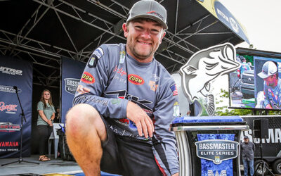Local Pro Wes Logan Gets First Bassmaster Elite Series Victory At Neely Henry Lake