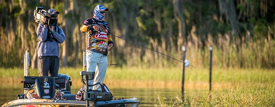 Bobby Lane Holds on To Win to Qualifying Group B at Major League Fishing Bass Pro Tour – Stage Three at Harris Chain