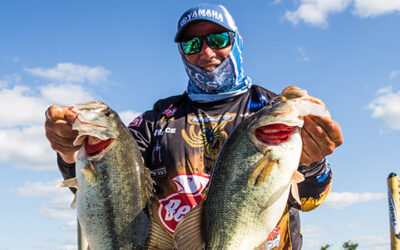 Bobby Lane Leads Day 1 of Tackle Warehouse Pro Circuit Stop 4 at Lake Eufaula
