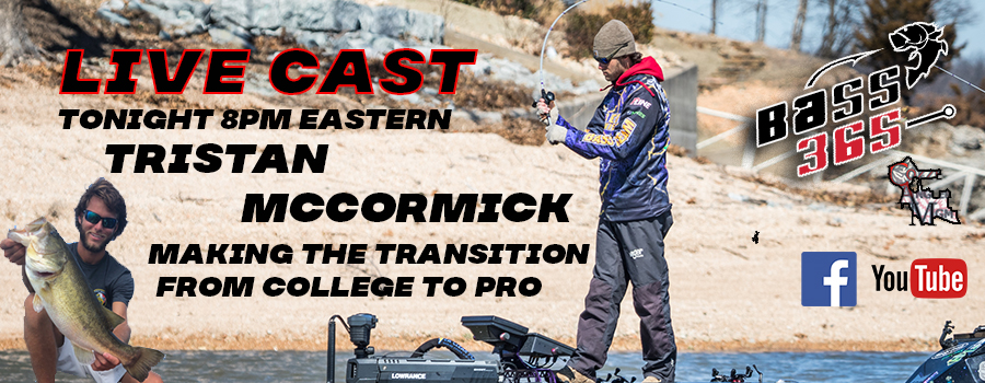 LIVE CAST with Tristan McCormack