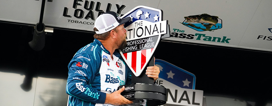 John Soukup Adds Another NPFL Trophy to the Case with the Win on the Harris Chain of Lakes.