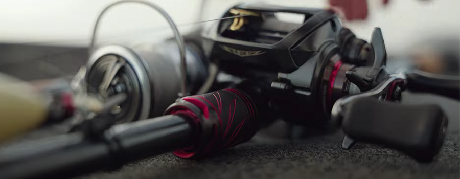 Introducing: The all new Daiwa Steez AGS Rods