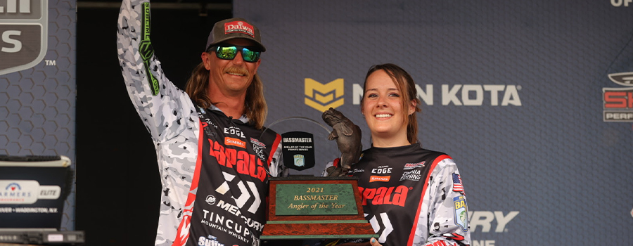 Feider Secures Bassmaster Angler Of The Year Title At St. Lawrence River Elite