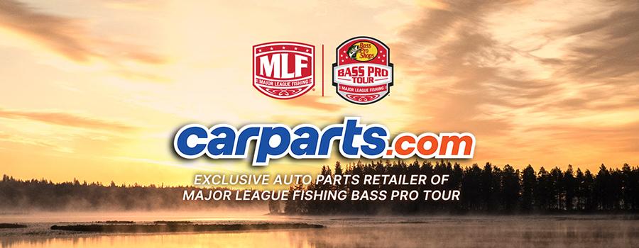 CarParts.com Named Title Sponsor of Stage Seven, Exclusive Auto Parts Retailer of Major League Fishing Bass Pro Tour