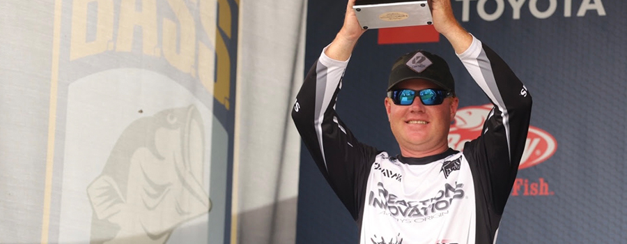 Stracner's Remarkable Run To Bassmaster Rookie Of The Year
