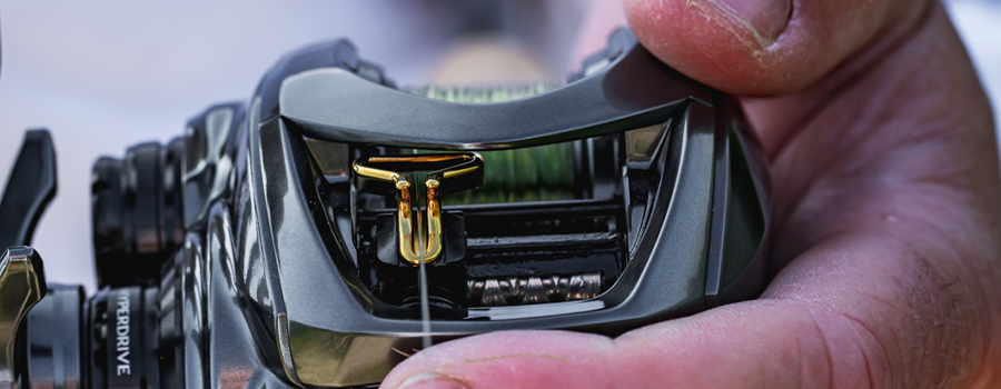 New Low-Profile Flagship Baitcaster, The Unparalleled Steez CT SV