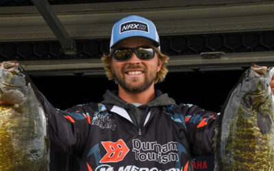 Gallant Takes Over Lead In Bassmaster Open At 1000 Islands