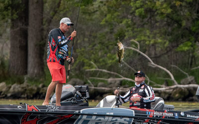 Wesley Strader Takes Early Group B Lead at MLF Bass Pro Tour Stage Seven at Lake St. Clair